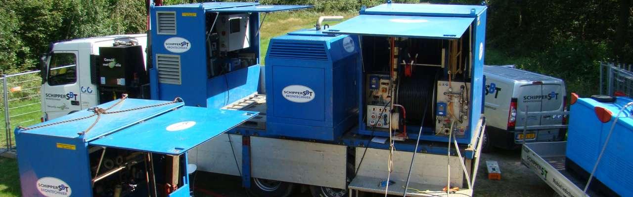 Afbeelding Schipper Brontechniek Regeneratie en onderhoud waterwinput