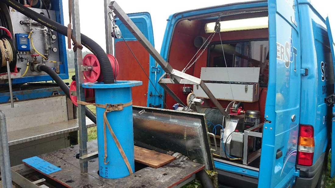 Afbeelding Schipper Brontechniek Camera inspectie waterwinput