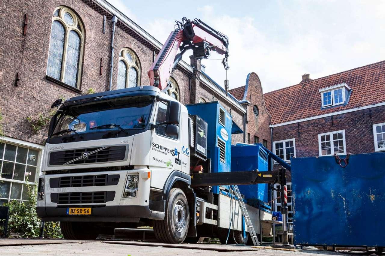 Afbeelding Schipper Brontechniek Regenereren in hartje Haarlem